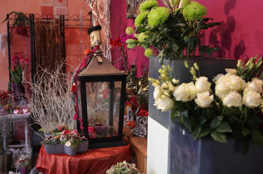 Blumenträume, Deko und Wohnaccessoires